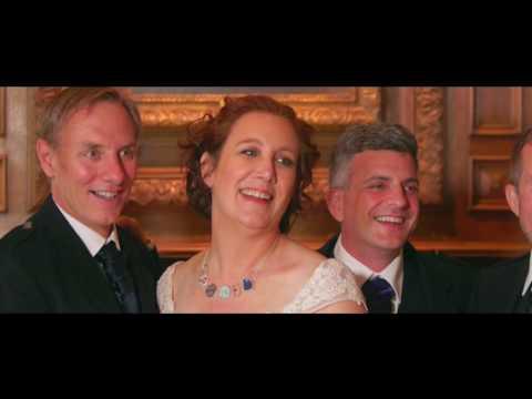 Dundas Castle wedding video - Liz & Gus
