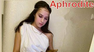 В НОВОМ ОБРАЗЕ Алина Загитова Греческая Богиня