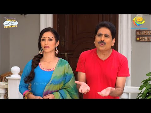 NEW! Ep 2982 - Balcony Mein Meeting! | Taarak Mehta Ka Ooltah Chashmah | तारक मेहता का उल्टा चश्मा