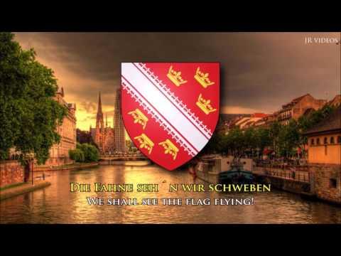 Regional Anthem of Alsace (DE/EN lyrics) - Regionalhymne Elsass