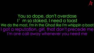 Taylor Swift feat. Ed Sheeran, Future - End Game (Karaoke/Instrumental)