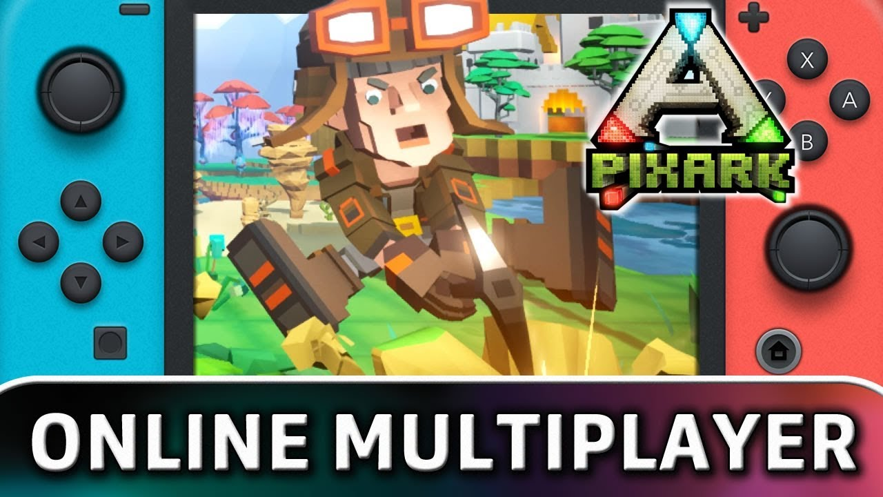 PixARK | Online Multiplayer on Nintendo Switch