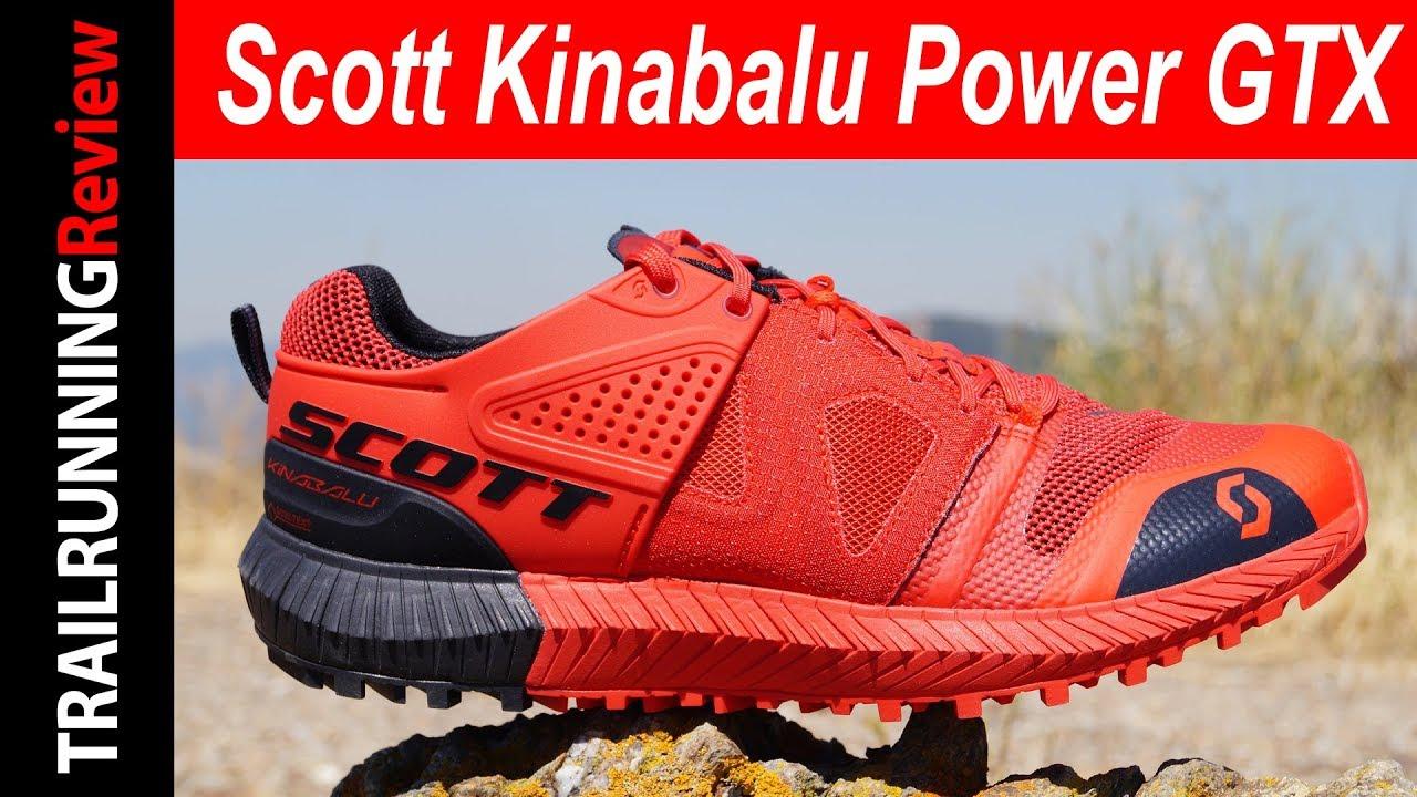 Scott Kinabalu Power GTX Review - YouTube