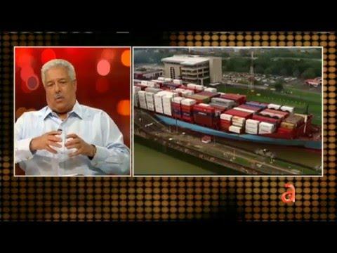 ¿De donde salieron los 401 Kilos de cocaína decomisados en Panamá? - América TeVé