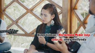 Kartoyono Medot Janji - Denny Caknan  ( Cover by imey mellynda )