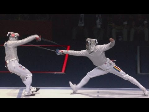 Korea Win Fencing Men