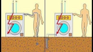 как проверить заземление в розетке Как сделать заземление Как установить заземляющие элементы