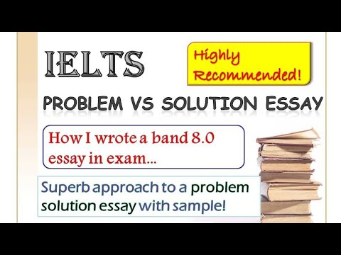 Compare And Contrast Essay Examples For High School Ielts Writing Task  How To Write A Problems  Solutions Essay Essay Thesis Statements also Example Of A Thesis Statement In An Essay Ielts Writing Task  How To Write A Problems  Solutions Essay  Thesis Statement For Essay