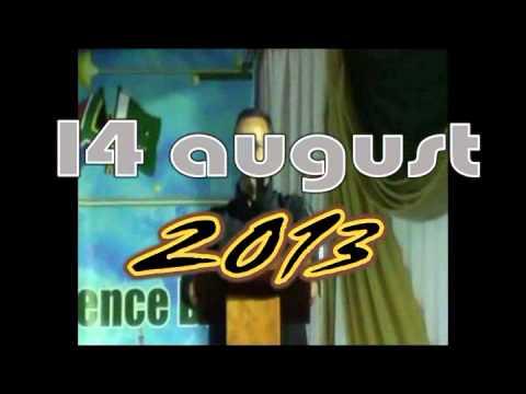 Pak Africa FM Celebrating 14 august in Laudium Pretoria South Africa