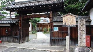本妙寺(赤穂義士の寺) 京都 / Honmyou-ji Temple Kyoto
