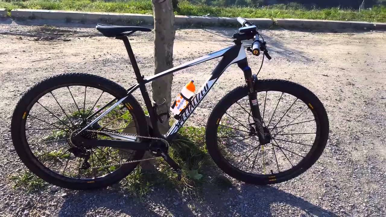 Specialized Stumpjumper Ht Carbon 2016 Youtube