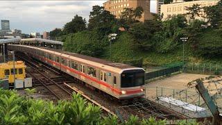【まるのうちせん】東京メトロ丸ノ内線 02系@四ツ谷駅