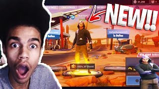 SKIN INSANE MONIKER sur FORTNITE BATTLE ROYALE