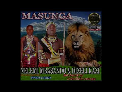 NELEMI MBASANDO & DIZELI KAZI - MASUNGA ( Official Audio) Ugansa