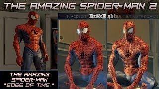 The Amazing Spider-Man 2 The Amazing Spider-Man skin [BzekE Skins]