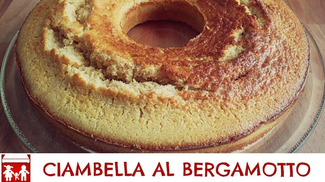 Ciambellone al Bergamotto (?) (Dolci) 2C+K - YouTube
