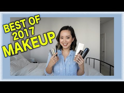 MOST USED  BEST MAKEUP OF 2017  Yearly Beauty Favs