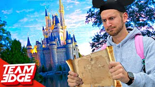 Mix - Disneyland Secrets Scavenger Hunt!!!