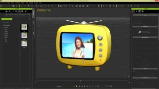 iClone 6 Tutorial - Intro to Video Import in iClone