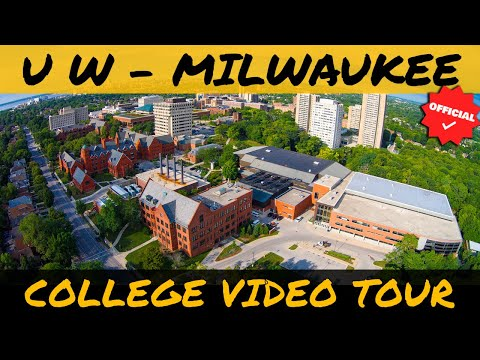 University Of Wisconsin - Milwaukee Campus Tour