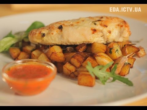 рыба тушеная с овощами, рецепт приготовления