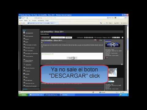 Como bajar musica en www.Sinaloa-mp3.org