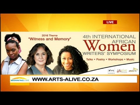 DISCUSSION: 4th International African Women Writers Symposium, pt1