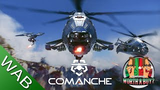 Comanche Review (Early Access) - Yes we have a new Comanche game (Video Game Video Review)