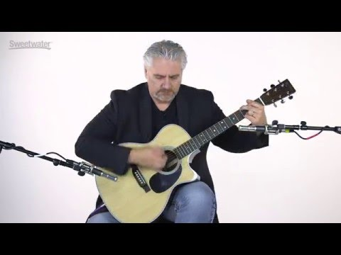 Martin Grand Performance 28E Acoustic-electric Guitar Review by Sweetwater