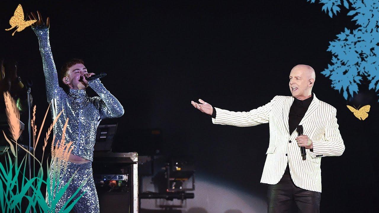 Dreamland Live In Hyde Park Pet Shop Boys Videos