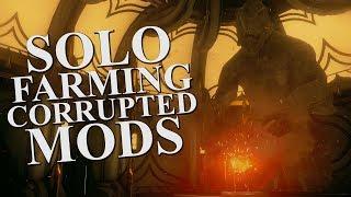 Warframe Farming - Corrupted Mods (Solo Guide - U23.10)