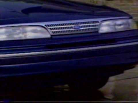 1993 Ford Crown Victoria Dealer Training Video
