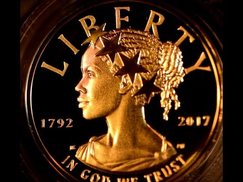 A  - American Liberty 2017 Gold Proof Coin First Look & Unboxing