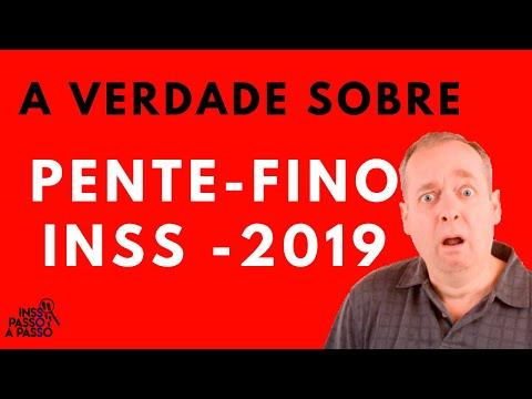 A VERDADE sobre o PENTE-FINO INSS 2019 - REVISÃO DE BENEFÍCIOS