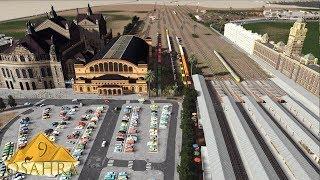 Cities Skylines: Osahra - The Main Train Station #9