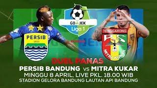 Download Video Persib Bandung vs Mitra Kukar - Live di Indosiar MP3 3GP MP4