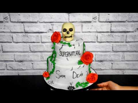 Alex's Bakery - Bespoke Cakes Supernatural