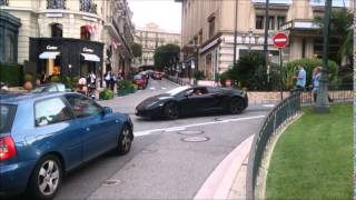 Exotic Cars - Monte Carlo , Monaco. 18-19 July 2014
