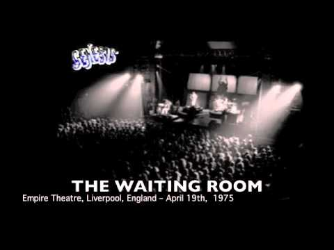 fugazi waiting room live genesis the waiting room live liverpool 1975 13911