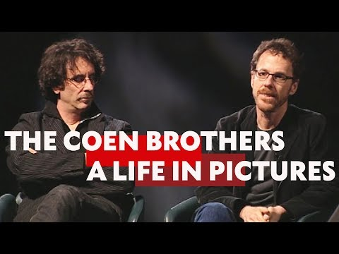 The Coen Brothers : A Life in Pictures  From the BAFTA Archives