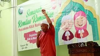 Pembukaan Pesantren Kilat Ramadhan 2018