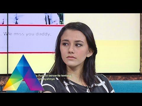 RUMPI - Cerita Dahlia Poland Mengenai Kehamilan Dan Kematian Ayahnya (21/03/16) Mp3