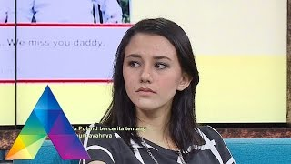 RUMPI - Cerita Dahlia Poland Mengenai Kehamilan Dan Kematian Ayahnya (21/03/16)