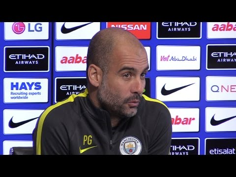 Pep Guardiola Full Pre-Match Press Conference - Burnley v Manchester City