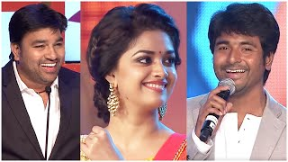 Sivakarthikeyan Recollects His Funny Moments With Keerthy Suresh  On Shoot Sets