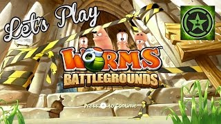 Let's Play – Worms Battlegrounds