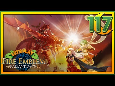 Let's Play Fire Emblem: Radiant Dawn - Approaching The Throne - 116