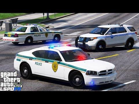 GTA 5 LSPDFR #551 | Miami Dade & City Of Miami Police Department Live Stream