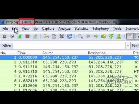 Wireshark Certified Network Analyst - WCNA Training