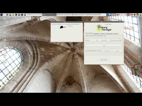 Linux Lite Установка CherryTree  и настройка загрузчика операционных систем